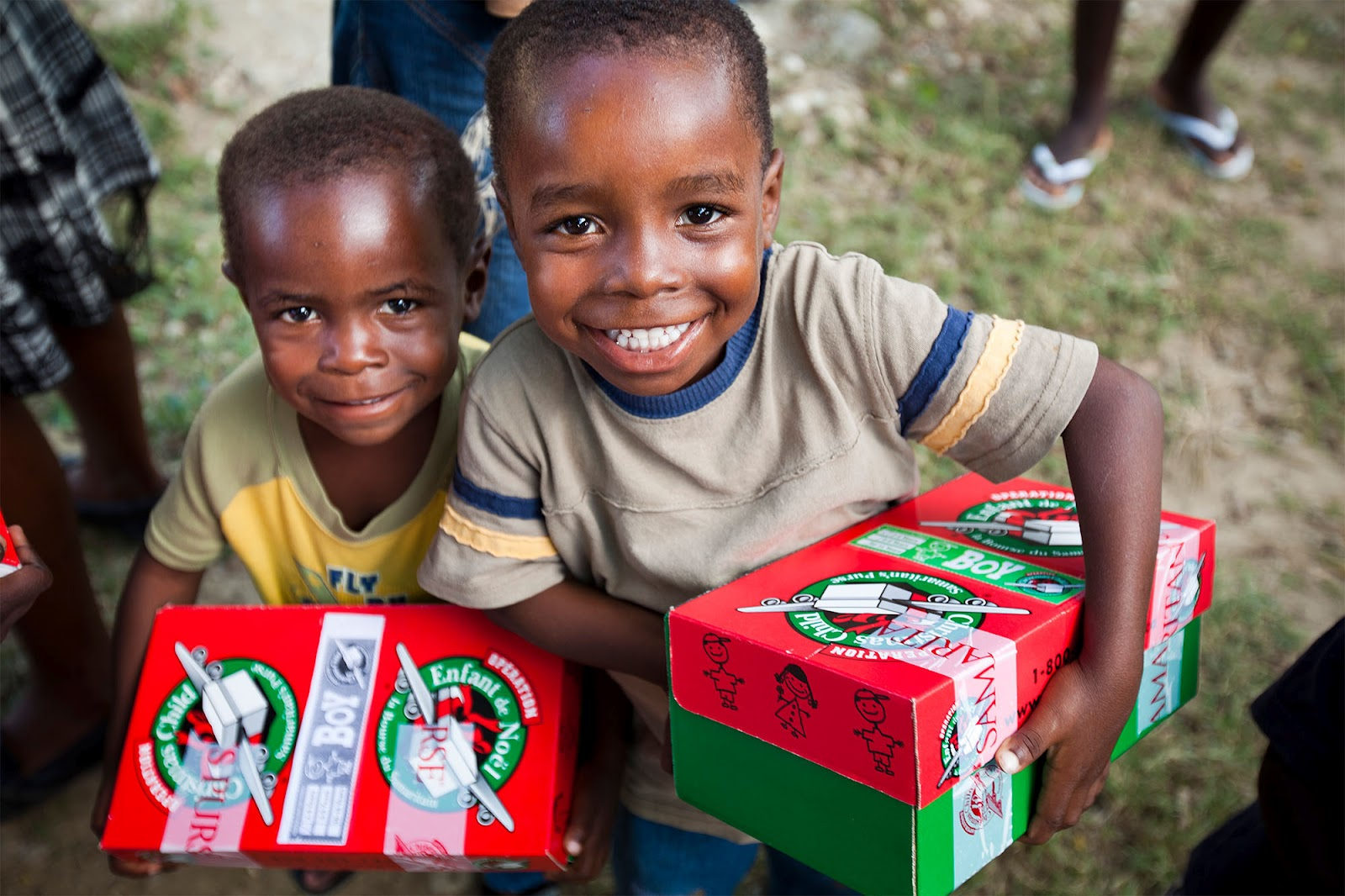 Christmas Child.Operation Christmas Child Caledoniaumc